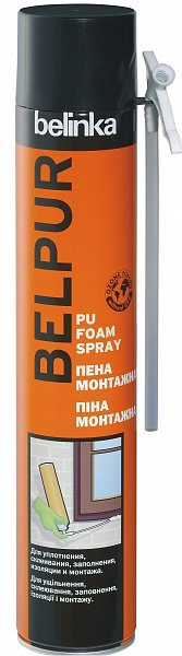 BELINKA Belpur PU foam Spray 750 ml