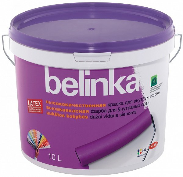Belinka latex B1